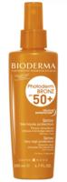 Photoderm Bronz Spf50+ Spray Fl/200ml à POITIERS