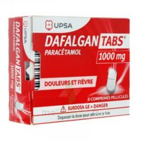 Dafalgantabs 1 G Cpr Pell Plq/8 à POITIERS