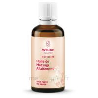 Weleda Huile De Massage Allaitement 50ml à POITIERS