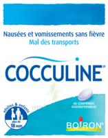 Boiron Cocculine Comprimés orodispersibles B/40 à POITIERS